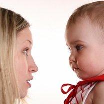 Kontakt wzrokowy z dzieckiem
