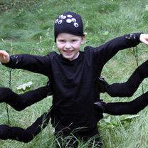strój pająka