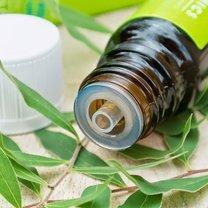 olejek z drzewa herbacianego na opryszczkę - krok 1