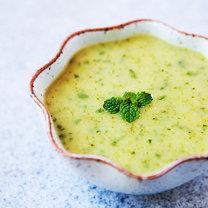 zupa z cukinii na ostro