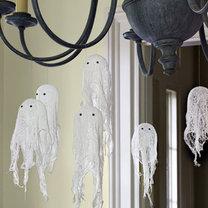 Ozdoba pokoju na Halloween
