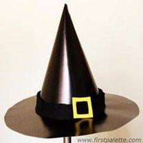Robienie kapelusza czarownicy 12
