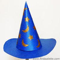 Robienie kapelusza czarodzieja