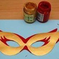 robienie maski 5