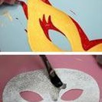 robienie maski 8