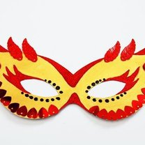 Maska smoka