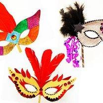Maski karnawałowe i na Halloween
