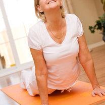 joga - sposób na menopauzę