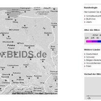 Industrysolutions.siemens.com - mapa burzowa