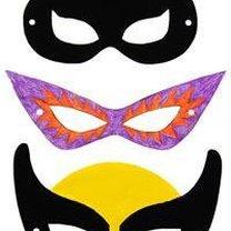 Maski dla dzieci - szablony do wydruku