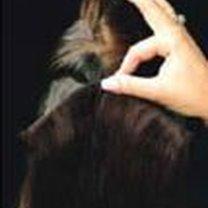 Przedłużanie włosów klipsami 4