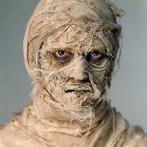 przebranie mumii