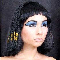 makijaż Kleopatry