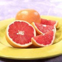 czerwony grapefruit