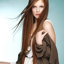 Długie, przedłużane włosy