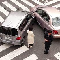 Stłuczka drogowa