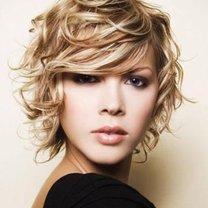 włosy blond