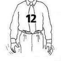 ćwiczenia na kręgosłup - krok 12.