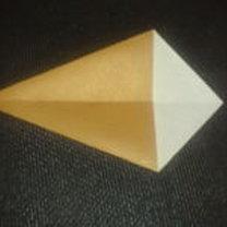 renifer origami - krok 5
