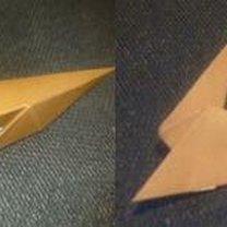 renifer origami - krok 12