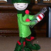 elf bożonarodzeniowy