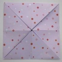 Pudełko origami 5