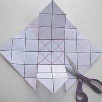 Pudełko origami 10