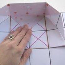 Pudełko origami 12