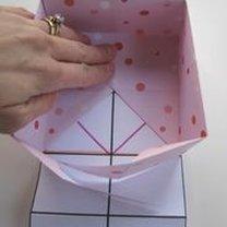 Pudełko origami 14