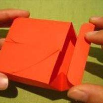 pudełko serce - krok 5