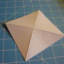 Wiatrak z papieru 1