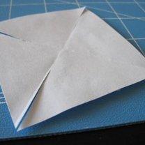 Wiatrak z papieru 2