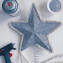 gwiazda na choinkę - krok 13