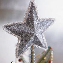 gwiazda na choinkę