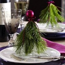 nakrycie stołu wigilijnego