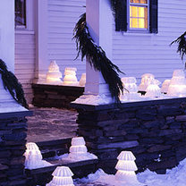 Oświetlenie Domu Na Boże Narodzenie Porady Na Tipypl