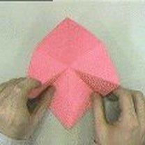 Żuraw z papieru 8