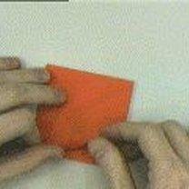 Żuraw z papieru 11