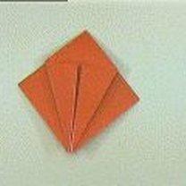 Żuraw z papieru 13
