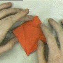 Żuraw z papieru 17
