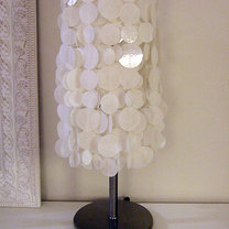 Żyrandol na lampkę