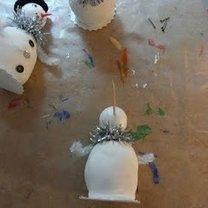 Robienie figurki bałwanka 15