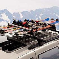 Bagażnik na narty