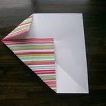 pudełko origami - krok 5