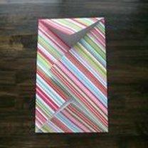 pudełko origami - krok 7