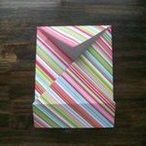 pudełko origami - krok 8