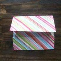 pudełko origami - krok 9
