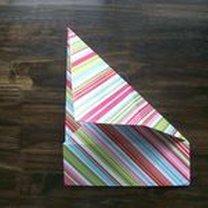 pudełko origami - krok 10