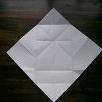 pudełko origami - krok 12