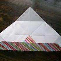 pudełko origami - krok 13